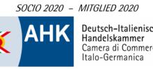 LOGO - Socio_Mitglied_2020_AHK Italien